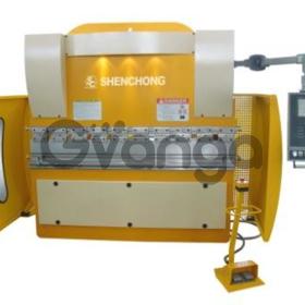 WE67K-63T2500 гидравлический листогибочный пресс из Китая