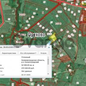 Продается участок около Орехово