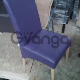 Продам стілець фіолетового кольору бу