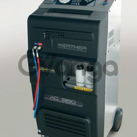 Установка автоматична для заправки автомобiльнихкондицiонерiв з прінтером Simal 134