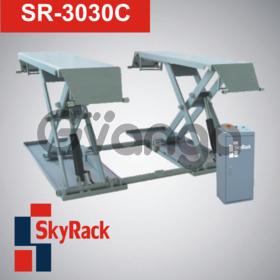 Ножничный подъёмник для автосервиса SR-3030C