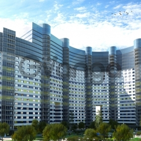 Продается квартира 1-ком 50 м² ул Московская, д. 21А, метро Речной вокзал