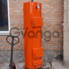 Котел твердотопливный длительного горения 12 кВт Буран