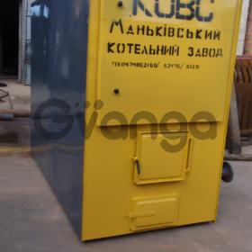 Котел твердопаливний КОВС-1000