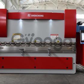 WE67K-160t / 3200 гидравлическая гибка для металла из Китая