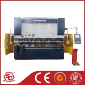 WE67K-125Т3200 гидравлические листогибочные прессы из Китая