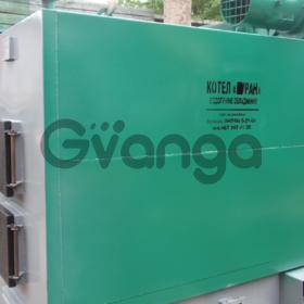 Котел твердотопливный двухконтурный 300 кВт (новинка)