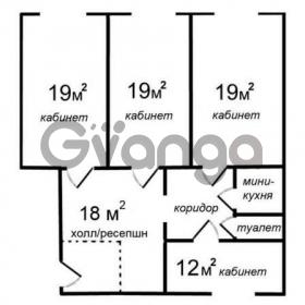 Сдается в аренду помещение 4-ком 95 м² Севастопольская ул.
