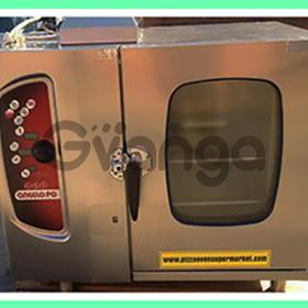 Продам итальянский пароконвектомат бу. Angelo Po FM 611 E1.