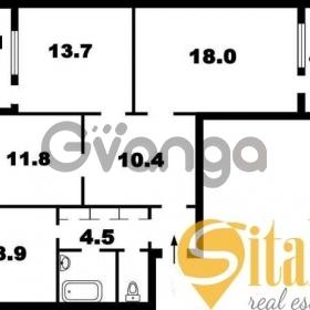 Продается квартира 3-ком 75 м² Вербицького ул., д. 26, метро Вырлица