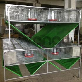 Продам клетки для кроликов, собственного производства.