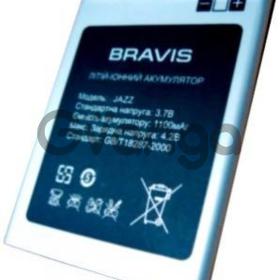Bravis (JAZZ) 1100mAh Li-ion