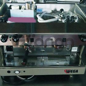 Двухпостовая Wega Polaris бу. Купить кофемашину в Украине.