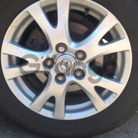 Диски Мазда 3 Mazda 6 запаска докатка колпаки