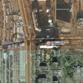 Сдается в аренду квартира 1-ком 40 м² Панфиловский,д.1606, метро Речной вокзал