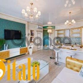 Продается квартира 2-ком 57 м² Днепровская ул., д. 14