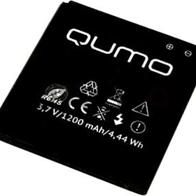 Qumo (406) 1200mAh Li-polymer