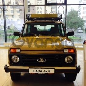 ВАЗ (Lada) 21214 (4x4) 1.7 MT (80 л.с.) 4WD 2016 г.
