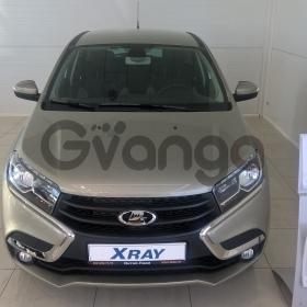 ВАЗ (Lada) XRAY 1.6 MT (106 л.с.) 2016 г.