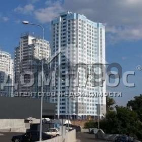 Продается квартира 1-ком 50 м² Бажана Николая просп