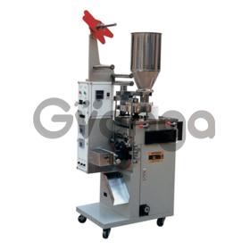 Машина для фасовки и упаковки чая в фильтр пакетики с ниткой и ярлычком DXDC 125