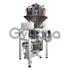 Оборудование для фасовки и упаковки пельменей. Фасовочно упаковочная линия с мультиголовочным дозатором