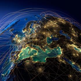 Международные грузоперевозки из Европы в СНГ, Россию