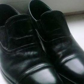 Кожаные туфли Dino Rossi