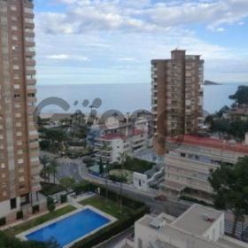 Недвижимость в Испании, Квартира с видами на море в Бенидорме,Коста Бланка,Испания