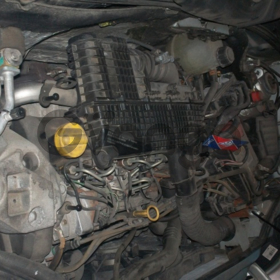 Renault Kangoo двигатель
