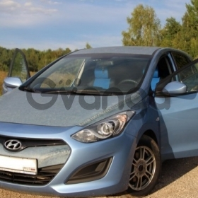 Hyundai i30 1.6 AT (130 л.с.) 2014 г.