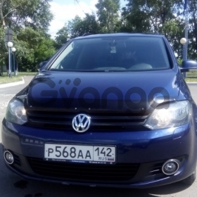 Volkswagen Golf Plus 1.4 MT (122 л.с.) 2011 г.