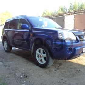 Nissan X-Trail 2.2d MT (114 л.с.) 4WD 2002 г.