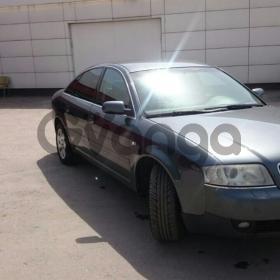 Audi A6 2.4 AT (170 л.с.) 4WD 2003 г.