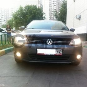 Volkswagen Jetta 1.6 MT (105 л.с.) 2012 г.