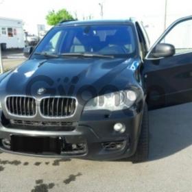BMW X5 30d 3.0d AT (235 л.с.) 4WD 2009 г.