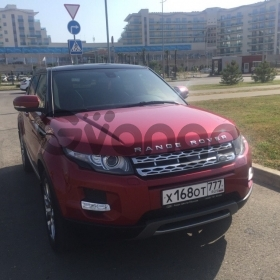 Land Rover Range Rover Evoque 6-speed 2.2d AT (150 л.с.) 4WD 2012 г.