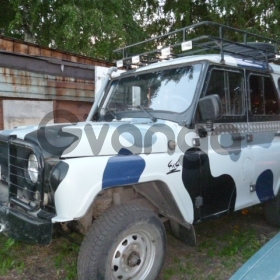 УАЗ Hunter 315195 2.7 MT (128 л.с.) 4WD 2005 г.