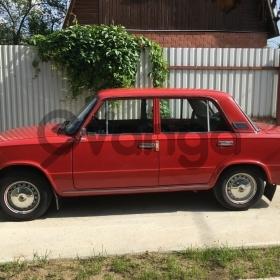 ВАЗ 2101 1.2 MT (64 л.с.) 1985 г.