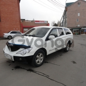 Ssang Yong Actyon Sports 2.0d AT (141 л.с.) 4WD 2010 г.