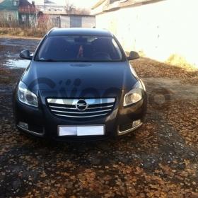 Opel Insignia 2.0d MT (160 л.с.) 2011 г.