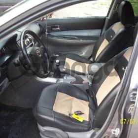 Mazda 6 2.0 MT (141 л.с.) 2004 г.
