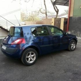 Renault Megane 1.6 MT (115 л.с.) 2004 г.