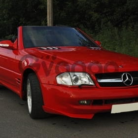 Mercedes-Benz SL-klasse 600 6.0 AT (394 л.с.) 1993 г.