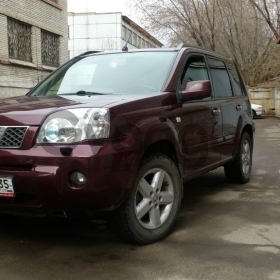 Nissan X-Trail 2.5 AT (165 л.с.) 4WD 2004 г.