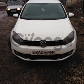 Volkswagen Golf 1.6 MT (102 л.с.) 2011 г.