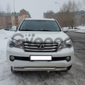 Lexus GX 460 4.6 AT (296 л.с.) 4WD 2012 г.