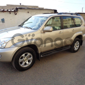 Toyota Land Cruiser Prado Другая 2007 г.