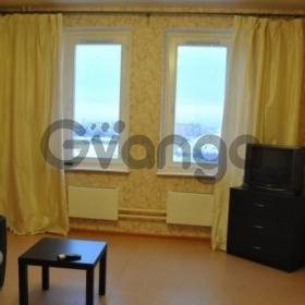 Сдается в аренду квартира 1-ком 40 м² Рождественская,д.8, метро Выхино