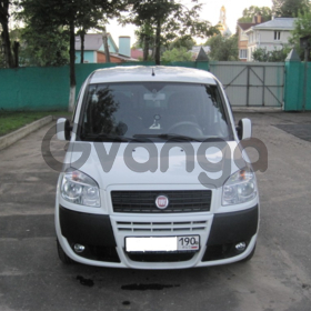Fiat Doblo 1.4 MT (77 л.с.) 2012 г.